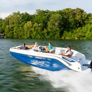 Bayliner DX2200 Deck Boat